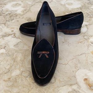 Franco Sarto Belgian Style Leather Loafers
